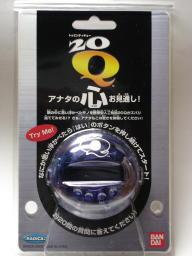 『20Q』パッケージ表