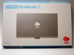 オリジナルDSカードケース#1箱表