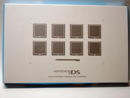 オリジナルDSカードケース#1箱裏
