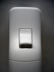 背面ボタン
