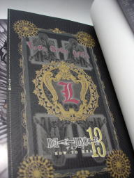 『DEATH NOTE HOW TO READ 13』True Name Card