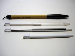 各種タッチペンと比較