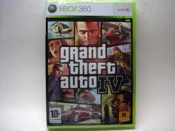 Grand Theft Auto Ⅳパッケージ表
