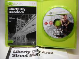 Grand Theft Auto Ⅳ中身