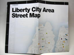 LibertyCity Map