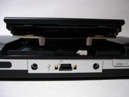 PSP1000のUMD挿入口