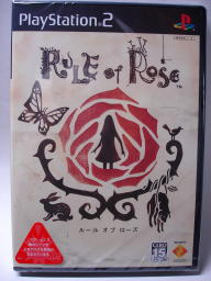 RULE of ROSEパッケージ表