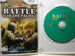『History Channel: Battle for the Pacific (アメリカ, NTSC U/C)』中身