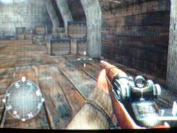 ゲーム画面(FPS)