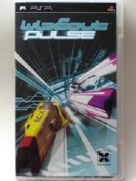 「WipEout Pulse」パッケージ表